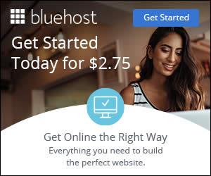 bluehost web service provider