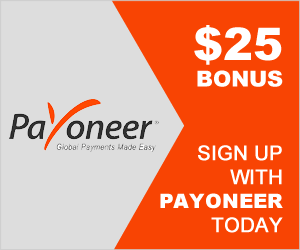 online global bank payoneer