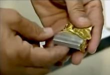 fake gold tungsten