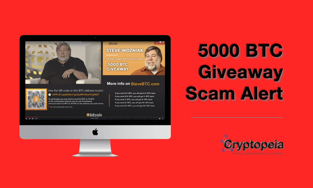 5000 btc giveaway scam