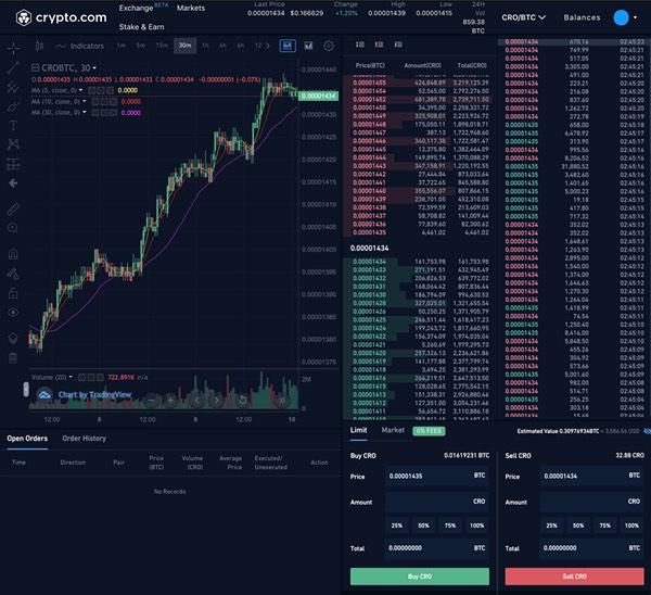 crypto.com setup