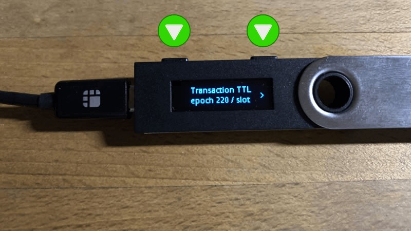 stake ada with ledger nano s