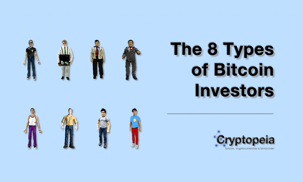 types of bitcoin investors