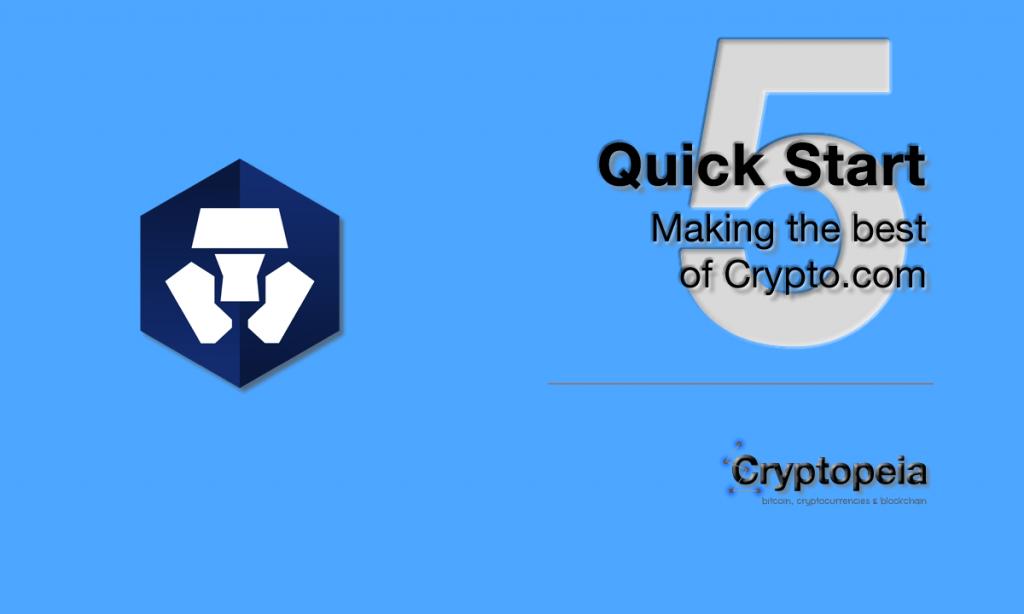 crypto.com quick start