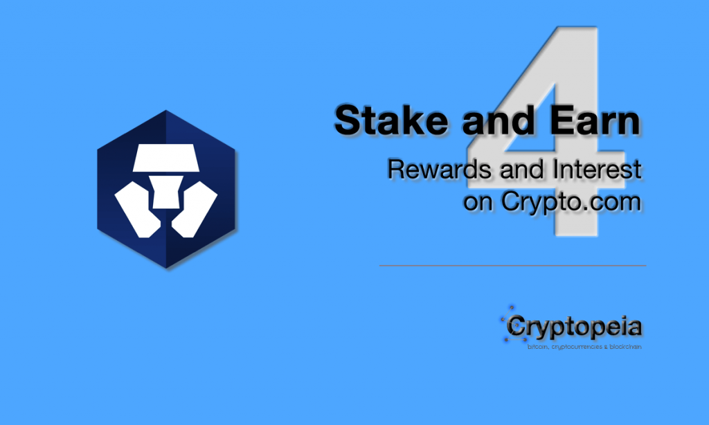 crypto.com stake and earn