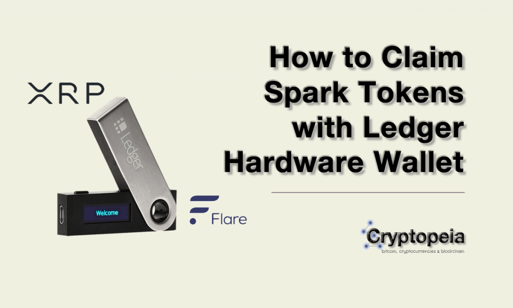 how to claim spark tokens