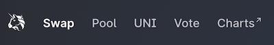 how to claim uni on uniswap